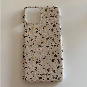 Burga cream iPhone 11pro case